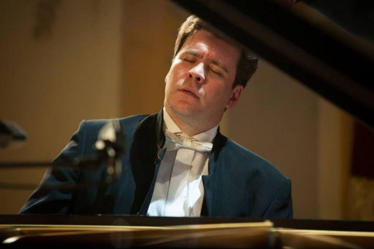Денис Мацуев играет Бетховена - Израиль, октябрь 2018-го