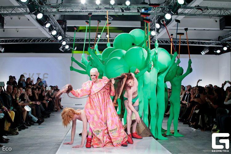 SKIF – fashion представит платья для Мадонны и аксессуары для Шанель
