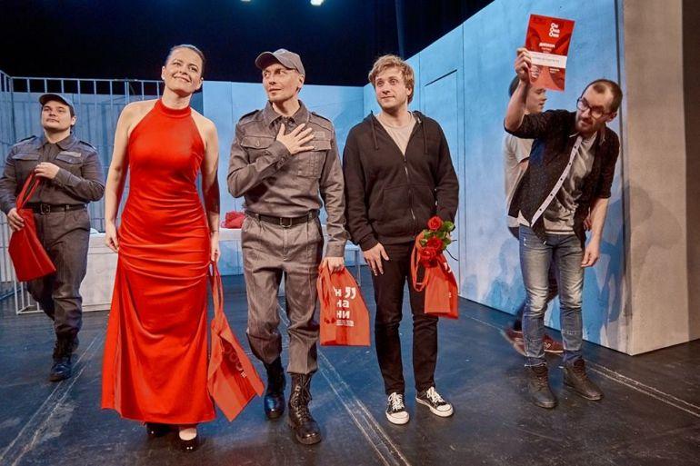Гран-при камерного фестиваля. Театр Драма Номер Три. Новости культуры 2019