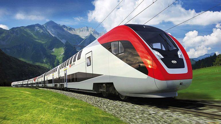 билеты на поезда в Европе