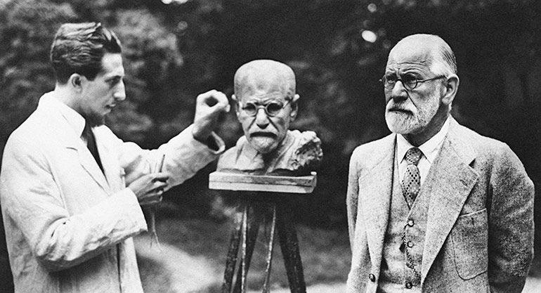 Психология. Зигмунд Фройд