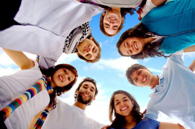 Как праздновали День молодёжи в прошлом году в Борисполе