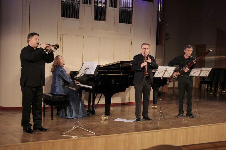 Итальянский голос фагота научились слышать учащиеся пермского центра Юрия Башмета