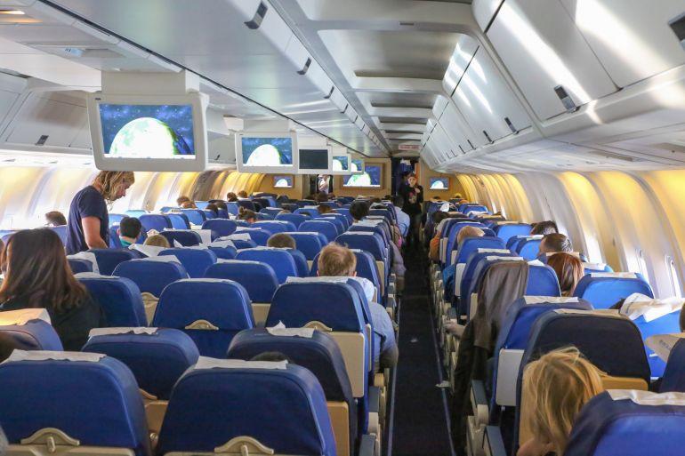 Как снизить уровень тревожности перед полётом на самолёте