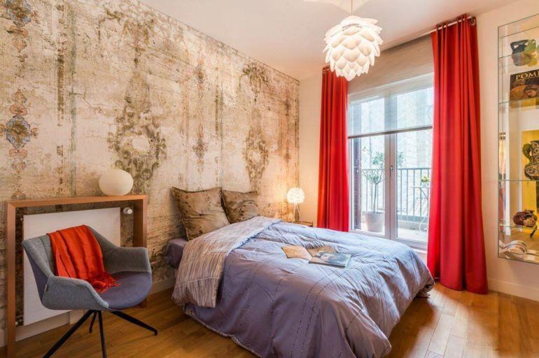 Создаём уют, правильно подбирая освещение и мебель для спальни