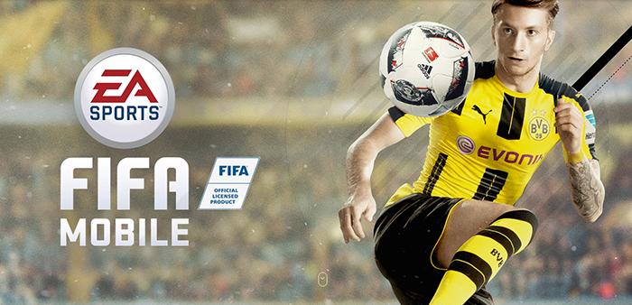 Как играть в FIFA Mobile?