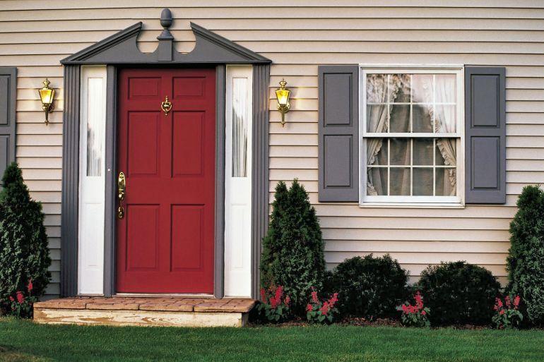 Входная дверь. Как выбрать