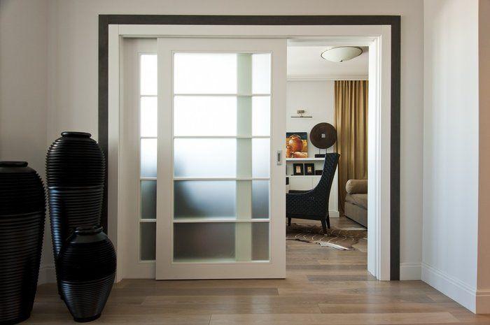 Раздвижные межкомнатные двери – надежное решение проблемы нехватки ...