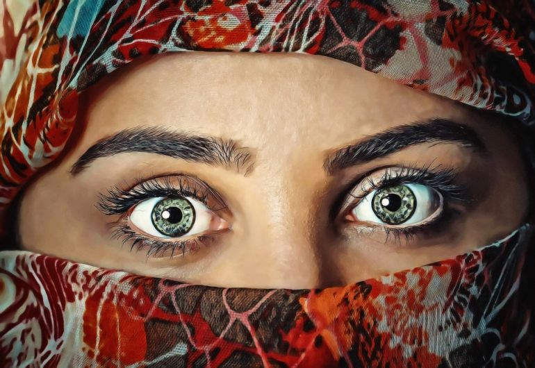 Зрение. Глаза