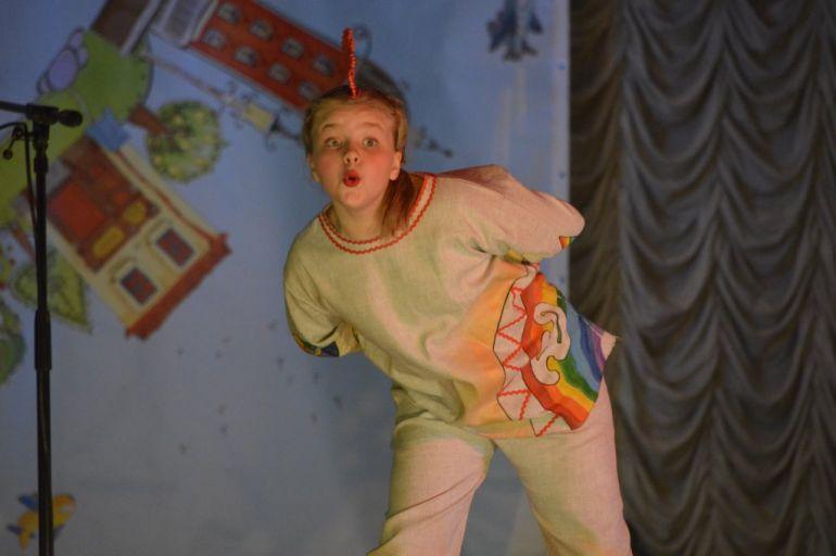 VI Всеукраинский фестиваль детских и молодежных театральных коллективов «Лимонад» им. Марка Энтина
