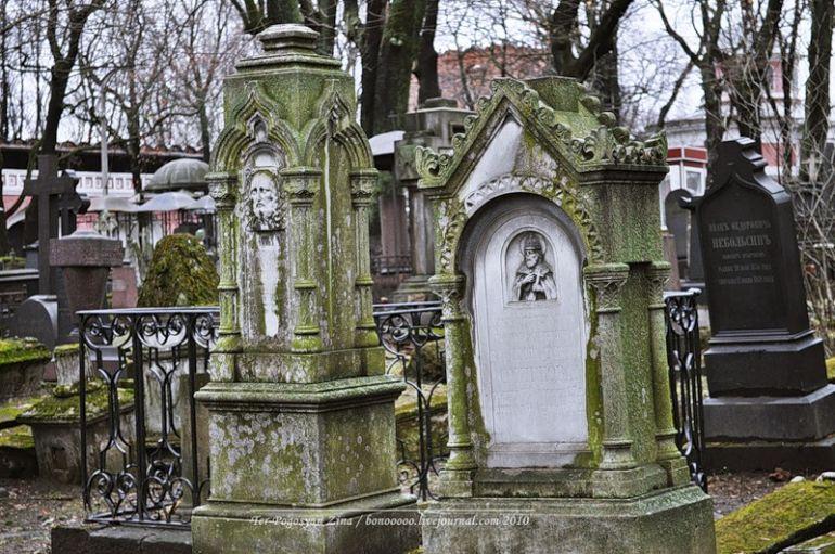 Организовать похороны. Кладбище
