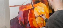 Виставка Зона відгуку. Lera Litvinova Gallery. Пост-релиз