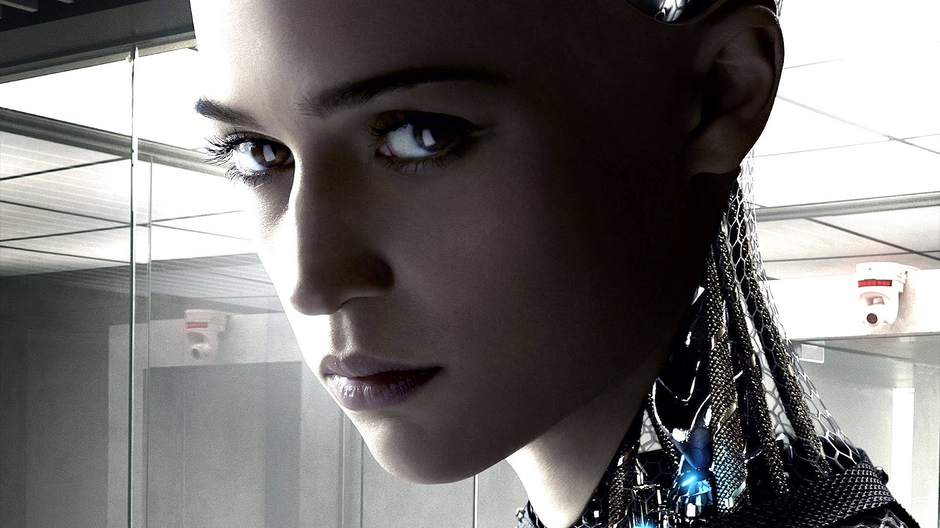 Из машины  Ex Machina 2015
