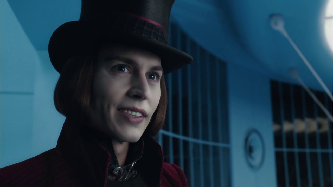 What to watch on New-Year's Day Charlie and Chocolate Factory Tim Burton