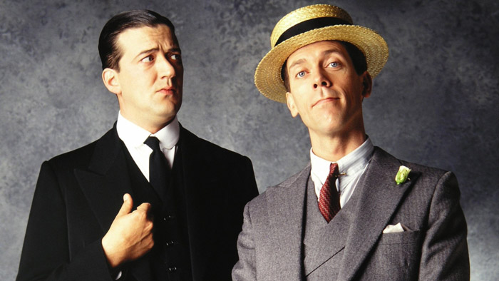 ДЖИВС  ВУСТЕР Jeeves and Wooster