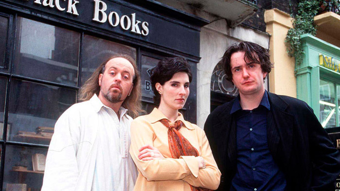КНИГАРНЯ БЛЕКА Black Books
