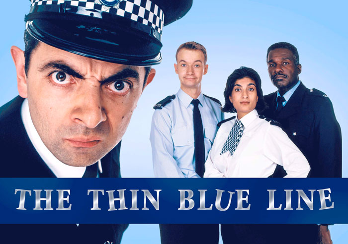 ТОНКА БЛАКИТНА ЛНЯ The Thin Blue Line